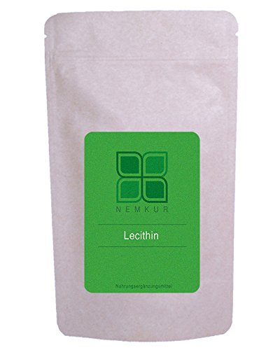Soja-Lecithin Pulver 250g - GMO Frei - Halal - Kosher - aus Deutscher Herstellung - Soja Bohne (Soja-pulver)