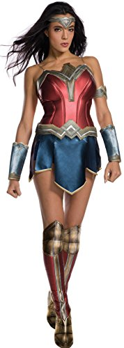 Wonder Woman Movie Adult Costume, X-Small