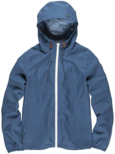Element Alder Jacke Navy Heather