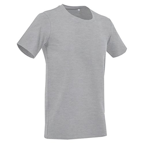 Stars By Stedman Clive Herren T-Shirt, Rundhalsausschnitt, Kurzarm Marina Blau