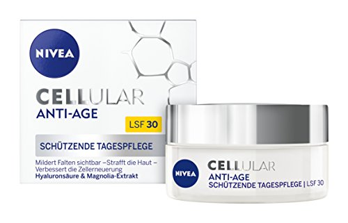Nivea Cellular Anti-Age LF30 Tagespflege, 1er Pack (1 x 50 ml)