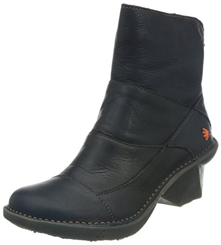 Damen Black Oteiza Art Kurzschaft Schwarz Stiefel gaucho anURnqZ5w