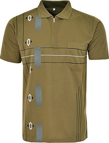 Be Lucky -  Polo  - Classico  - Uomo Olive