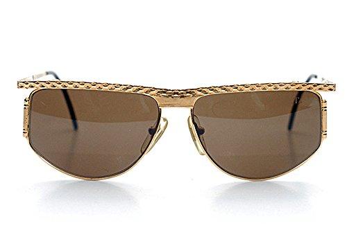 Tiffany® Sonnenbrille Damen Vintage Mod T/132C4Gold 23K