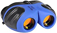 Toys for 7-8 Years Old Boys, DMbaby Compact Telescope Binoculars for Outdoor Travel Hunting Boys Gifts 3-12 Years Old Boys Toys for 3-12 Year Old Blue DL02