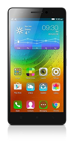 Lenovo A7000 Turbo (Black) [Lenovo K50a40]  available at amazon for Rs.12499