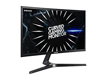 Samsung C24RG50 24inch Full HD Curved 144Hz Gaming Monitor 2 x HDMI, Dport