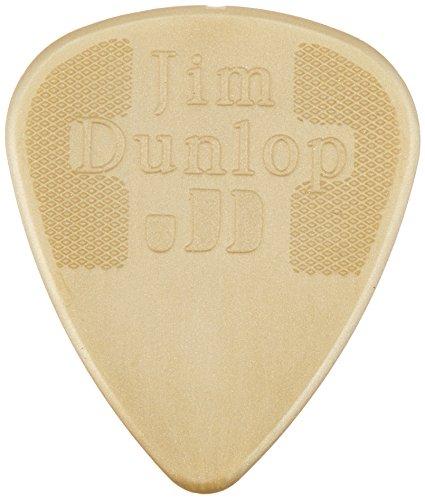 (Dunlop DL P 0003 442R.88 50th Anniversary gold Nylon Picks)