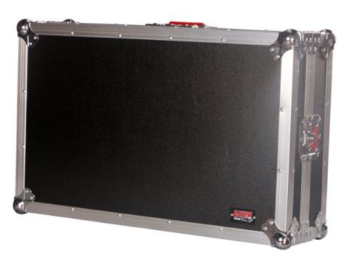 Gator Cases G-TOURUNICTRL-A DJ-Koffer, für DJ-Controller (Numark NS6 / NS4 und Pioneer DDJ-Ergo) (Ns6 Controller)