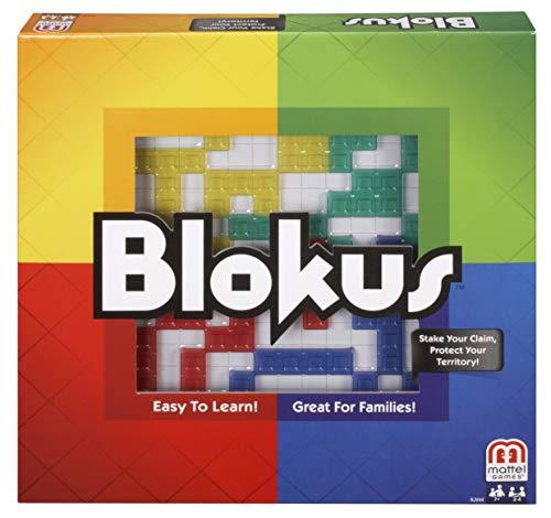 Juegos Mattel - Blokus, juego de estrategia (BJV44), usado segunda mano  Se entrega en toda España