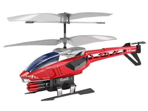 Imagen principal de Giro Air Raiders 84514 Nanocoptero Defender Helicóptero Radiocontrol 3 Canales Dispara 6 Misiles De Interior (Silverlit) - Surtido personajes