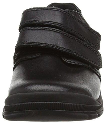Start Rite Engineer Large, Low-Top Sneakers garçon Noir