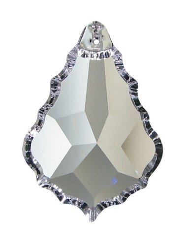 Cristal de style vénitien, haut de gamme (30% pbo) hauteur 50mm