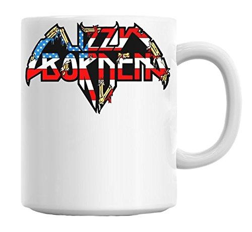 Lizzy Borden Logo Mug Cup