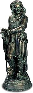 Katerina Prestige-Estatua Vercingetorix de Millet, re0034