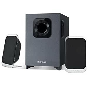 Microlab 2.1 Multimedia Speaker With Bluetooth M-113Bt