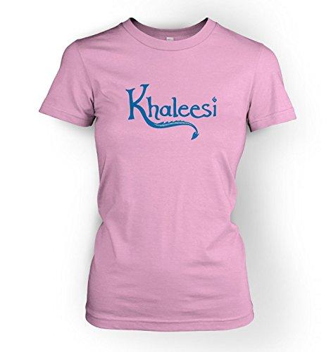 WoHerren Khaleesi t-shirt (blue) - inspired by Game of Thrones Light Rosa