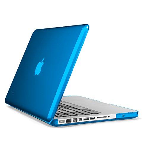 Speck pwz-2704051SmartShell für Apple Macbook Pro 33,8cm-Power Blau/Schwarz _ P Power Blue 13