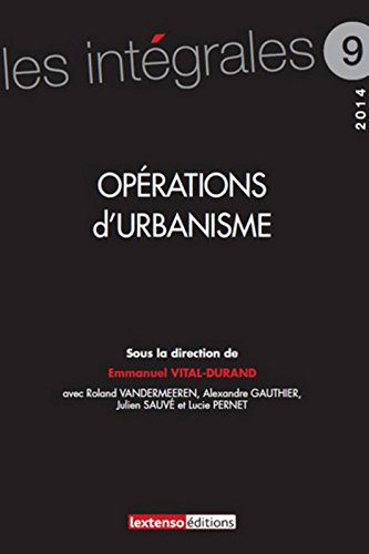 Oprations d'urbanisme