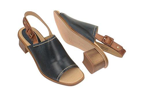 Pikolinos Damen Sandale - Sandaletten POLINESIA Blau