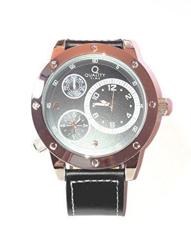 hombre-reloj-dual-time-quality-time-negro