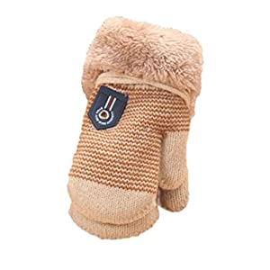 Bebé Guantes BBsmileLindo espesar Hot Infant Baby Girls Boys de Winter Warm Gloves