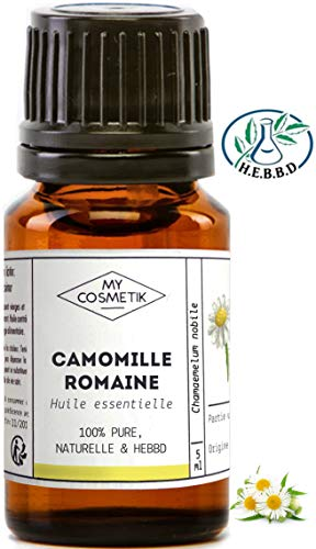 Huile Essentielle de Camomille Romaine (Noble)