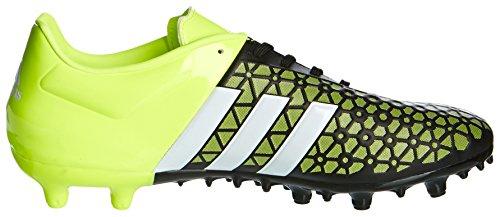 Ace Preto ftwr De Desempenho Ag Sapatos 3 Fg Preto Branco 15 Amarelo Futebol Adidas Homens Solar Núcleo EgnPvFqq