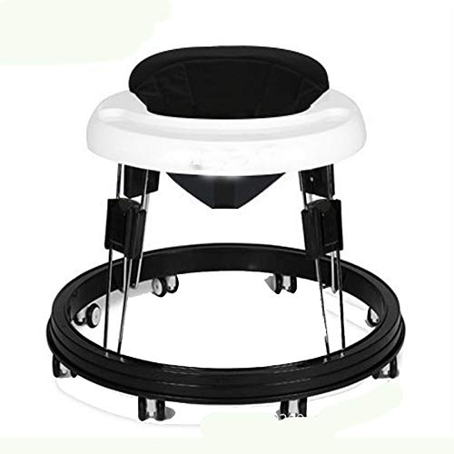 Baby Walker, Falten Anti-Rollover Multifunktionale Baby Walker