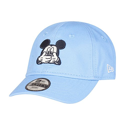 92930f228999 Casquette Bébé 9FORTY Disney Expression Mickey Mouse bleu NEW ERA -  Nourrisson - Taille Unique