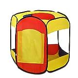 SZQ Sechs Seiten Ozean Ball Pool, Kind übergroßen Zelt Schloss Spiel Haus Indoor und Outdoor Baby...