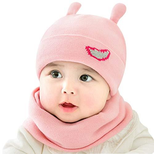 6746b8d6a DORRISO Gorra de Bebe Otoño Invierno Cómodo Calentar Pequeña Gato Gorro  Linda Sombrero de Niño Adecuado