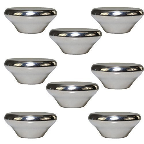 First4Spares Knob Handle for Le'creuset Cookware, Lids and Pans (Pack of 8)
