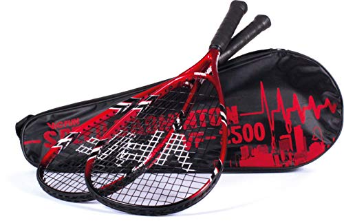 VICFUN Speed-Badminton Set VF 2500, schwarz 866/0/2