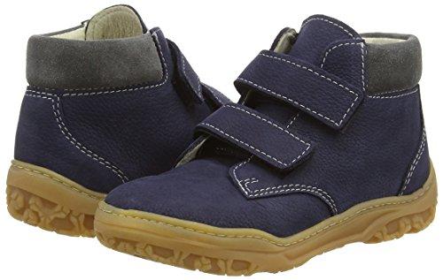 Ricosta Crianças Unissex Azul Sneakers Maristas Altos 177 ver 7pqa7Zwn