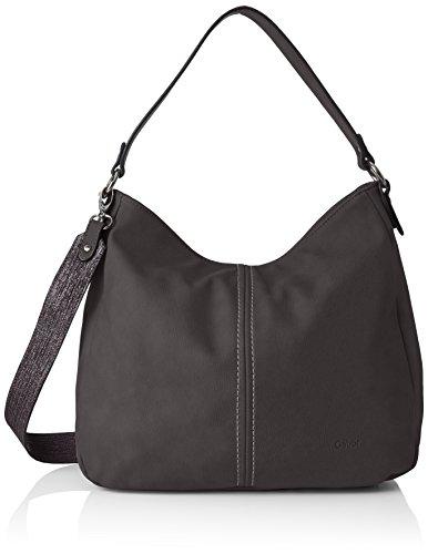 Gabor Shopper Damen Elma, Schwarz (Schwarz), 13x30x35 cm, Tasche Damen