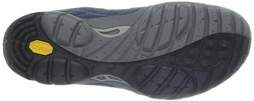 Asolo Plasmic Gv, Chaussures de randonnée basses homme Bleu (Bleu Gris)