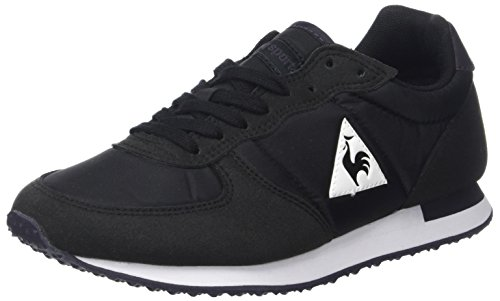 Le Coq Sportif Onyx Nylon, Zapatillas Unisex Adulto, Negro (Black Noir), 44...