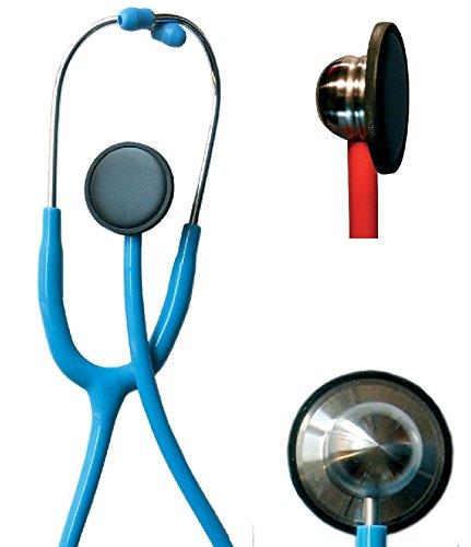 Monolit S Stethoskop mit Kohlefasermembran 45 mm schwarz