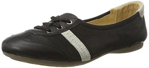 Belmondo - Sneaker-damen, Pantofole Donna Nero (Nero)