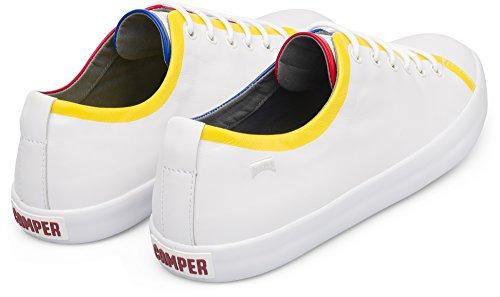 Camper Twins K100198-002 Sneakers Herren White