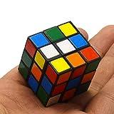 Encoco - Cubo de 3 x 3 cubos de rubik para adultos, niños, fiestas, escuela, puzle, juego de puzzle, bolsa de regalo de cumpleaños