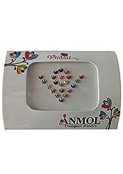 Anmol Virasat Multicolour Small Size Stone Bindis