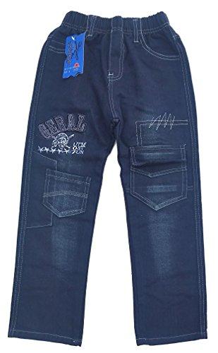 Tolle Jungen Jeans, in Blau, Gr. 92/98, J300.2e