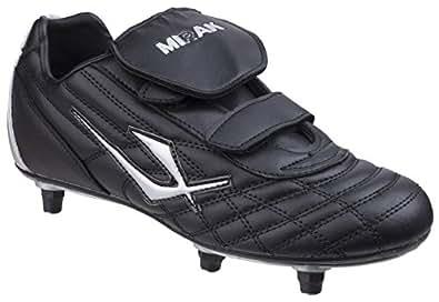 Mirak , Chaussures de foot pour homme Noir Noir 2