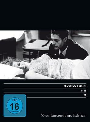 8 1/2 - Otto e mezzo. Zweitausendeins Edition Film 21
