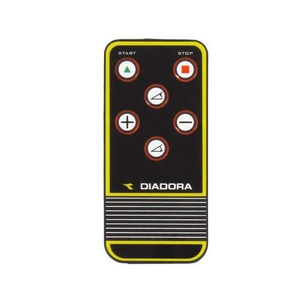 Diadora Fitness Edge Dark 2Hp Tapis Roulant, 16 km/h 4 spesavip