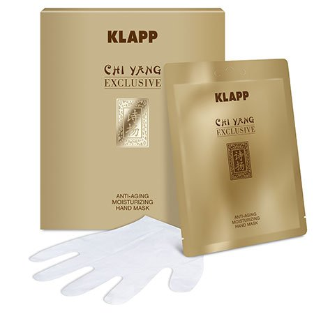Klapp: Chi Yang Exclusive - Anti-Aging Moisturizing Hand Mask (3 stk)
