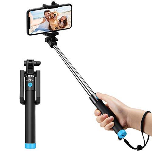 Mpow iSnap Pro X-Palo Selfie Bluetooth Extensible Remoto Portátil Universal para Selfie con...
