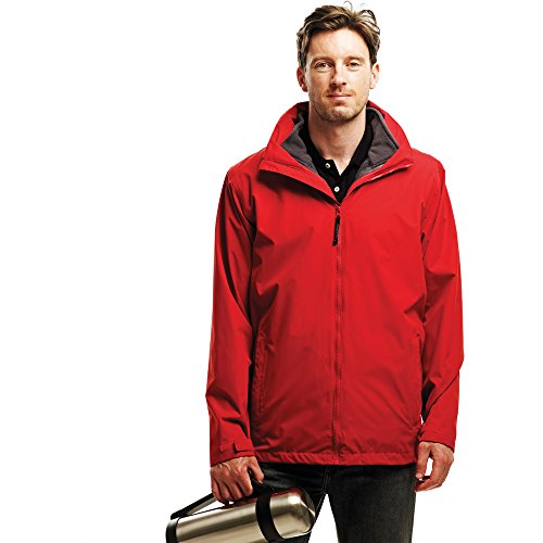 Regatta Herren Klassik 3 in 1 Jacke Classic Red/Black